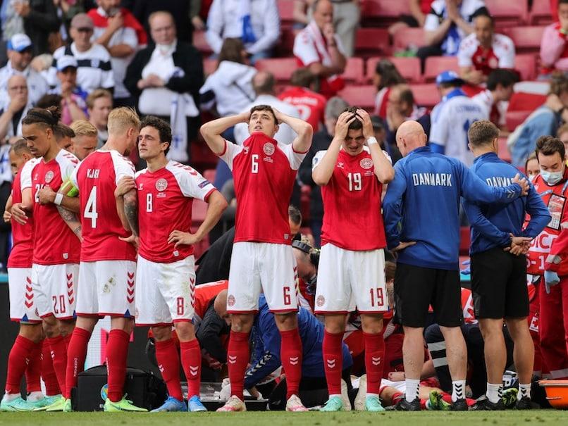 Christian Eriksens Saviours At Euro 2020 Honoured By UEFA