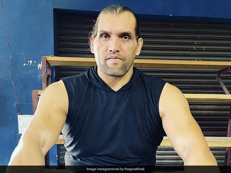 Great khali the wrestler Official website