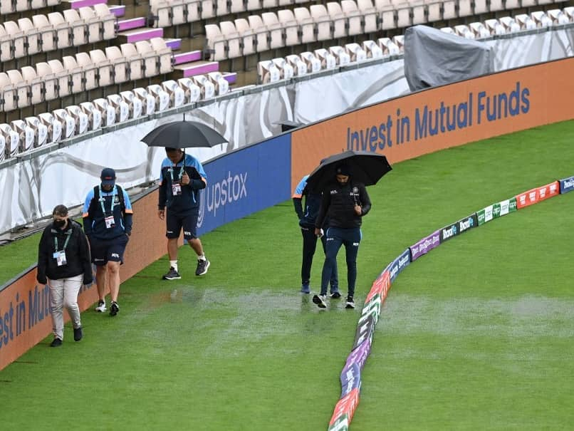 India vs New Zealand WTC Final Highlights: Play Called Off On Day 1 Without  A Ball Being Bowled Due To Rain   Cricket News