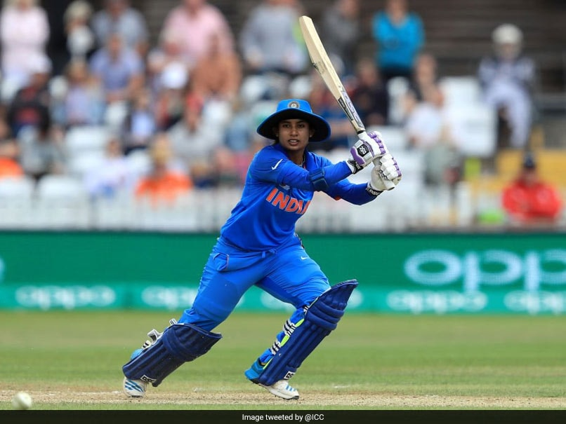 ICC Womens ODI Rankings: Mithali Raj Enters Top Five For First Time Since October 2019