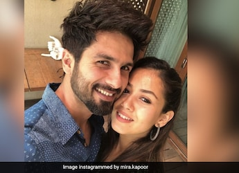 Shahid, Mira Celebrates Their Daughter's Birthday With A Rainbow Cake And It's All Things Cute