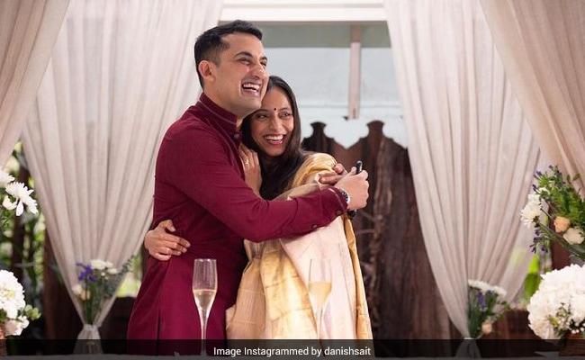 Actor-Comedian Danish Sait Marries Fiancee Anya Rangaswami In Intimate Ceremony