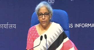 'Congress Sold Resources And Made Kickbacks': Finance Minister Hits Back