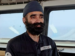India-UK Maritime Drill A Homecoming For This Royal Navy Staffer