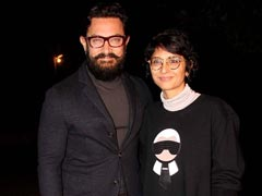 """Holding Hands, Aamir Khan And Kiran Rao Say: """"We Are Still A Family"""""""