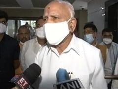 BS Yediyurappa's Message To BJP In Tweets Amid Exit Rumours