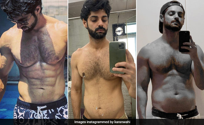 Abs Forever 'Is A Myth': Actor Karan Wahi's Transformation During Lockdown Is As Real As It Gets