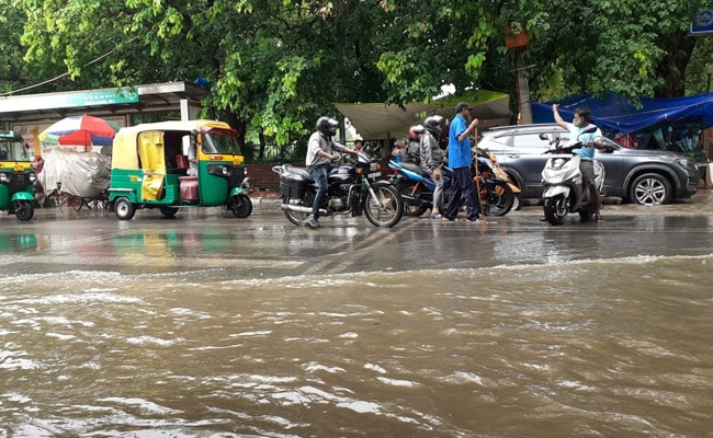 Delhi Records Highest Rainfall This Monsoon Since 1964; More In Store