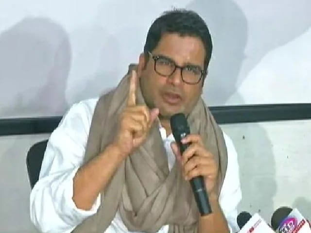 Video : Prashant Kishor To Join Congress? Big Hint After Meeting With Gandhis