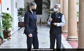 'Every Democracy Is Work In Progress': US' Blinken After Talks With India
