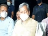 Video : Uttarakhand Chief Minister Resigns 4 Months After He Took Charge