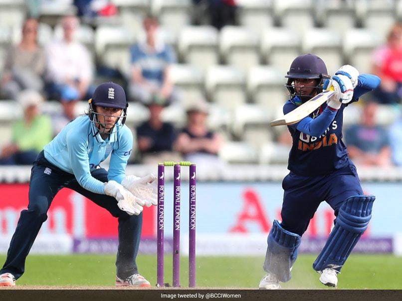 England Women vs India Women: Mithali Raj Half-Century Guides India To Four-Wicket Win In 3rd ODI