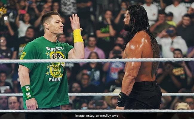 जॉन सीना की WWE में जोरदार वापसी, रिंग में तूफान तो फैन्स में जोश- देखें Video
