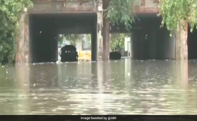 Delhi Man Drowns In Flooded Underpass After Rain, Allegedly Went To Film
