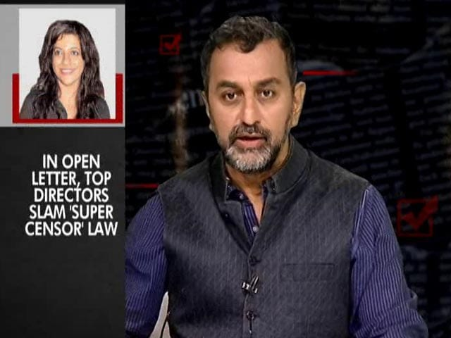 Video : 'Super Censor' Law: Attempt to 'Modi-fy' Bollywood?
