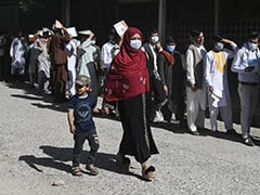 Over 22,000 Afghan Families Flee From Kandahar, Once A Bastion Of Taliban