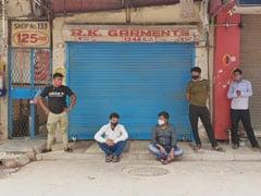 Export Market At Delhi's Sarojini Nagar Shut For Violating Covid Norms