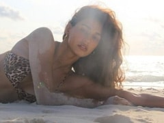 Did Someone Say Beach? Here's A Stunning Throwback Pic Of Disha Patani