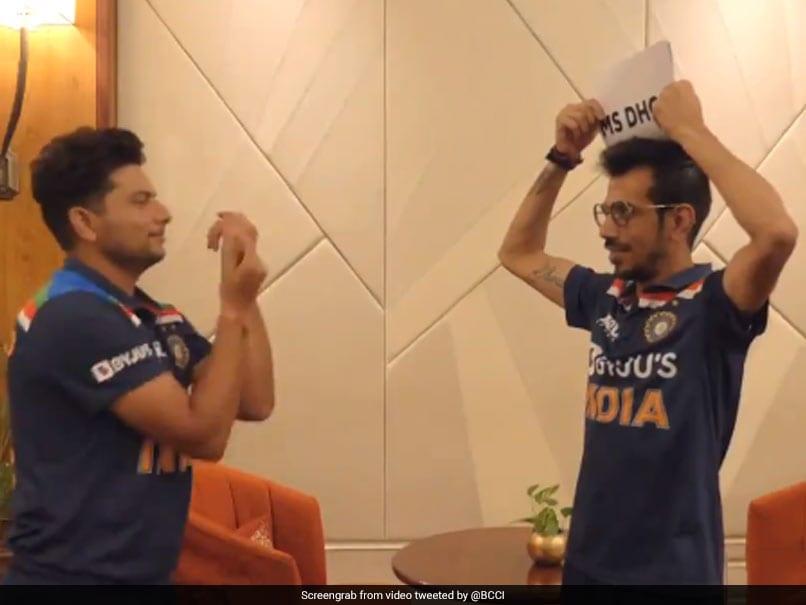 Watch What Kuldeep Yadav And Yuzvendra Chahal Are Up To In Sri Lanka