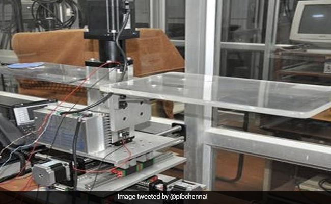 Scientists Develop 'Robotic Phantom' That Can Reproduce Human Lung Motion