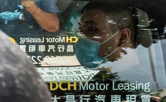 Hong Kong Court Convicts Man In First National Security Trial