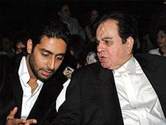 """When Abhishek Bachchan Almost Got The Opportunity Of """"Sharing Screen Space"""" With Dad Amitabh Bachchan's """"Idol"""" Dilip Kumar"""