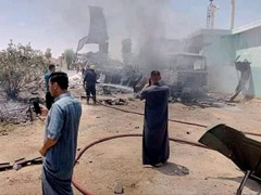 Series Of Attacks Target US Personnel In Iraq, Syria