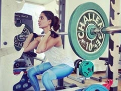 """""""Inspired"""" By Mirabai Chanu, Samantha Ruth Prabhu Did This In The Gym. Pic Inside"""
