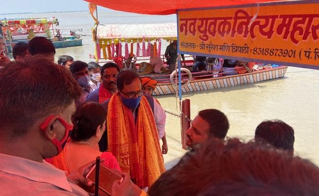 As Polls Near, Ram Temple Push By Mayawati's Party At Ayodhya Meeting