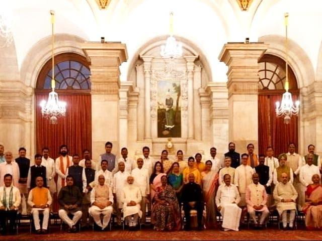 Video : PM Modi's Mega Cabinet Reboot: Who's Got What