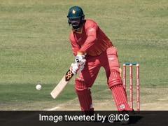 Watch: Zimbabwe Batsman Brendan Taylor's Bizarre Hit Wicket Dismissal Divides Opinion