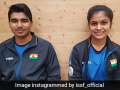 Tokyo Olympics LIVE Updates: Manu Bhaker-Saurabh Chaudhary Leading In 10m Air Pistol Qualifiers