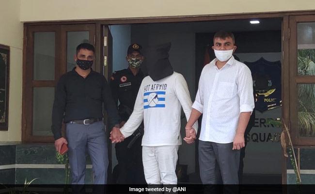Gujarat Cops Arrest Man Wanted In Rs 2,500 Crore Drug Seizure