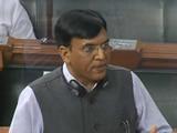 Video : Health Minister Mansukh Mandaviya On Covid Vaccines And Politics Around It