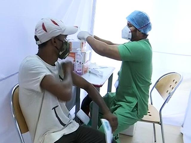 Video : Delhi Runs Out of Vaccine Doses Yet Again