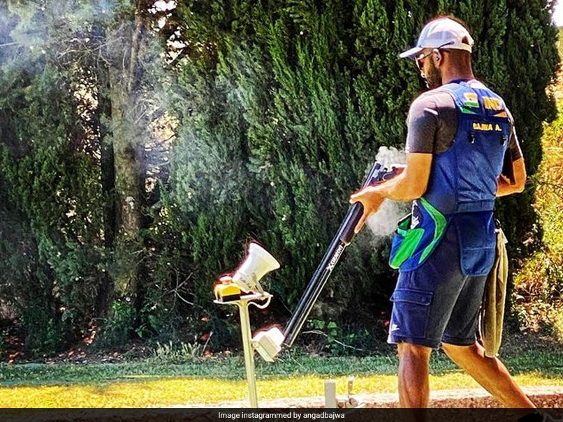 Tokyo Games: Ahead Of Olympics, Indian Skeet Shooter Angad Vir Singh Bajwa Receives Lessons Remotely From Nigerian Coach