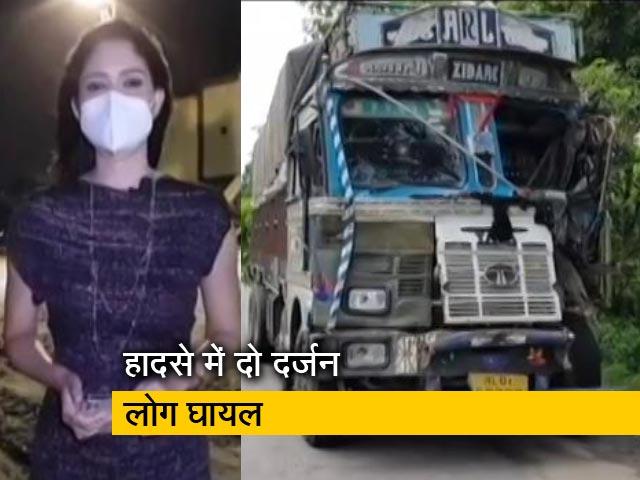 Videos : सिटी सेंटर : यूपी के बाराबंकी में ट्रक ने सड़क पर सो रहे मजदूरों को कुचला, 18 की मौत