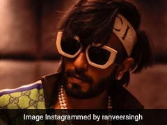 Ranveer Singh Found His Chi And It Was In A Snazzy Gucci Tracksuit And Pearl Necklace