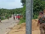 Video : Reports Of Firing At Assam-Mizoram Border; Chief Ministers Trade Charges