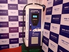Tata Power Partners With HPCL To Set Up EV Charging Stations At Its Petrol Pumps