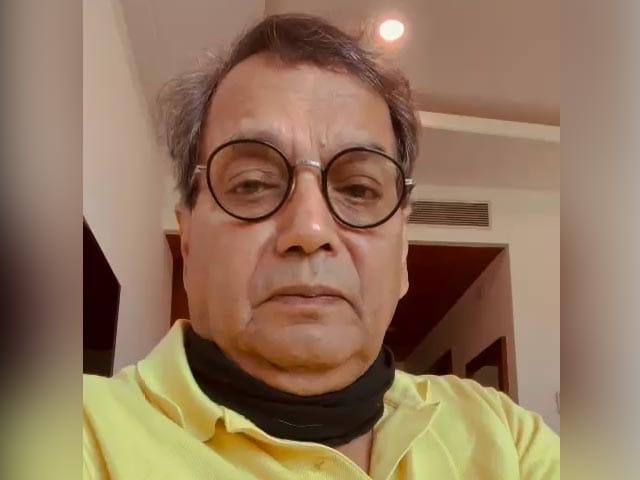 "Video : ""Dilip Kumar Transformed My Entire Life"": Filmmaker Subhah Ghai"