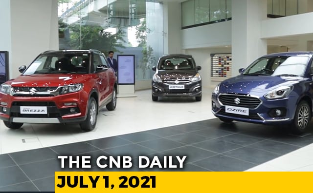 Video : Maruti Suzuki June Sales | Bajaj June Sales | TVS iQube Pune Launch