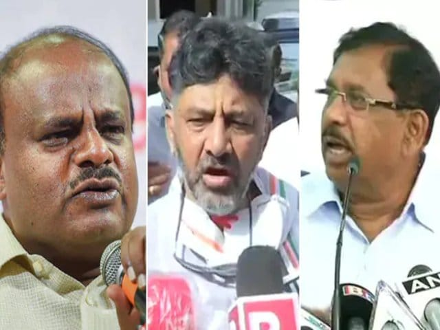 Video : Pegasus Used In Karnataka To Collapse Our Government, Says Congress
