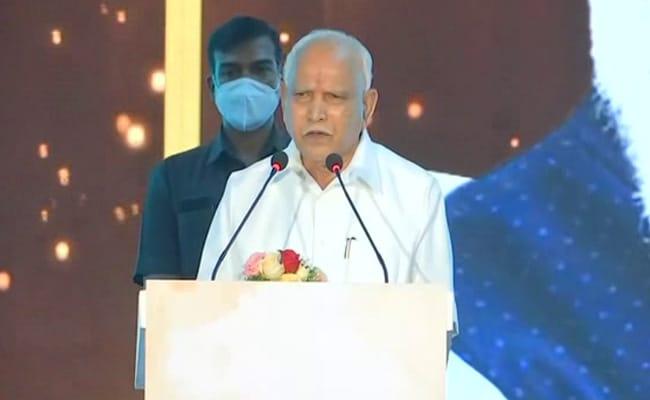 BS Yediyurappa Breaks Down, Resigns As Karnataka Chief Minister