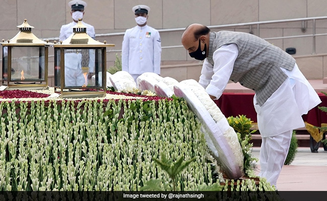 Kargil Vijay Diwas: Amit Shah, Rajnath Singh Salute Kargil War Heroes