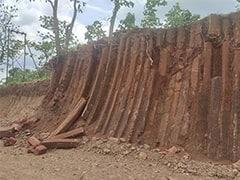 Rare Basalt Rock Column, Formed Six Crore Years Back, Found In Maharashtra's Yavatmal