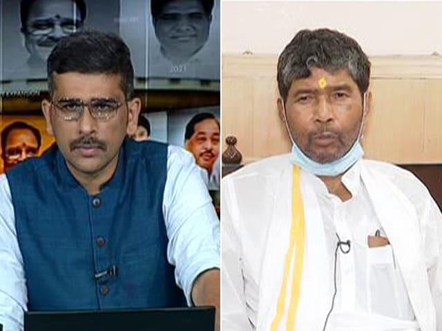 "Video : ""I Have The Majority"": Pashupati Kumar Paras On LJP Infighting"