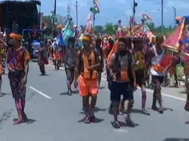 Video : Supreme Court Takes Note Of UP Allowing Kanwar Yatra, Seeks Response