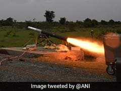 New Generation Akash, Homegrown Anti-Tank Missiles Test-Fired By DRDO