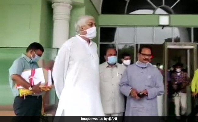 Upset Over Congress MLA's Attack Allegation, Chhattisgarh Minister Walks Out Of House